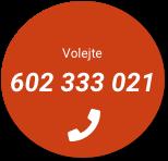 Volejte 602 333 021