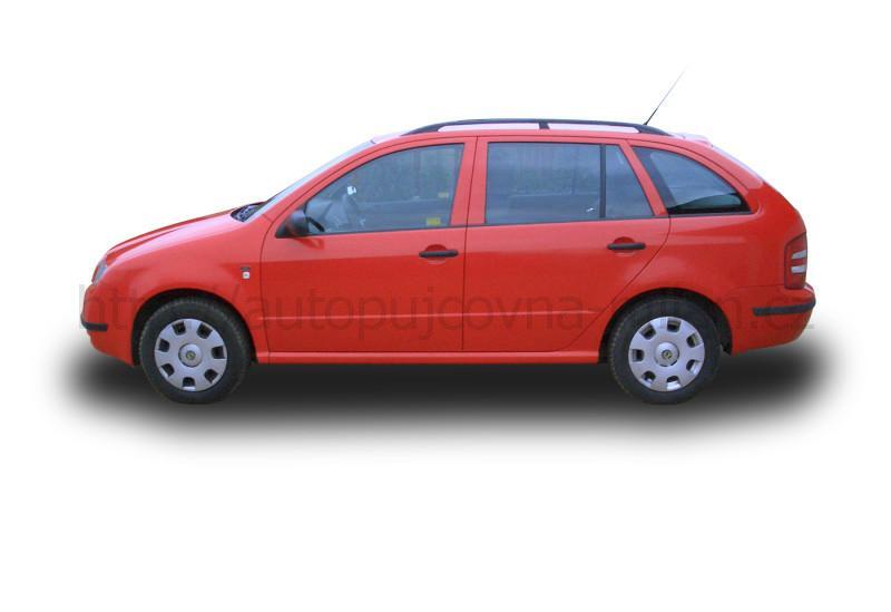 Škoda Fábia combi 1.4