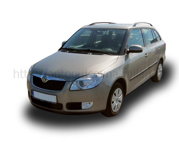 Škoda Fábia combi II 1.6