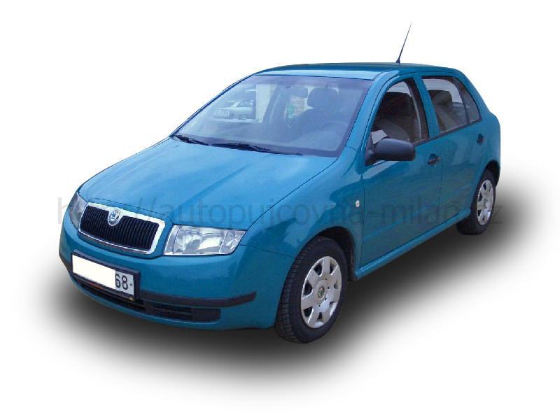 Škoda Fábia 1.4