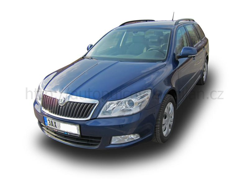 Škoda Octavia combi II TDI