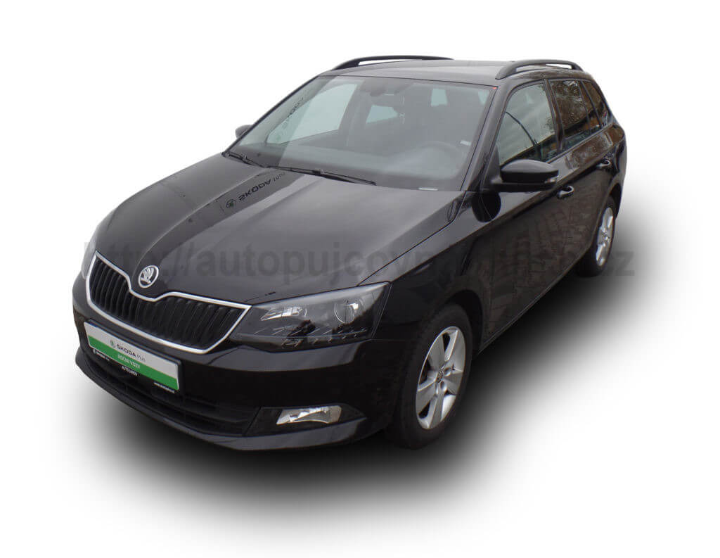 Škoda Fabia combi III TSI