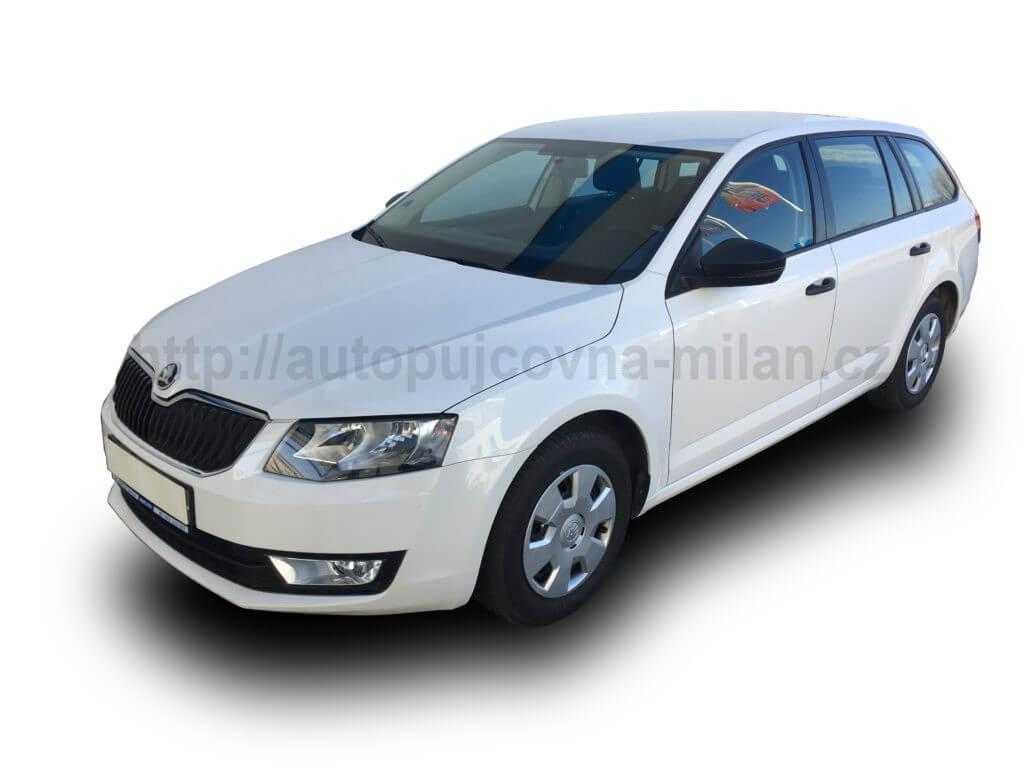 Škoda Octavia combi III TSI