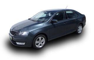 Škoda Rapid TSI