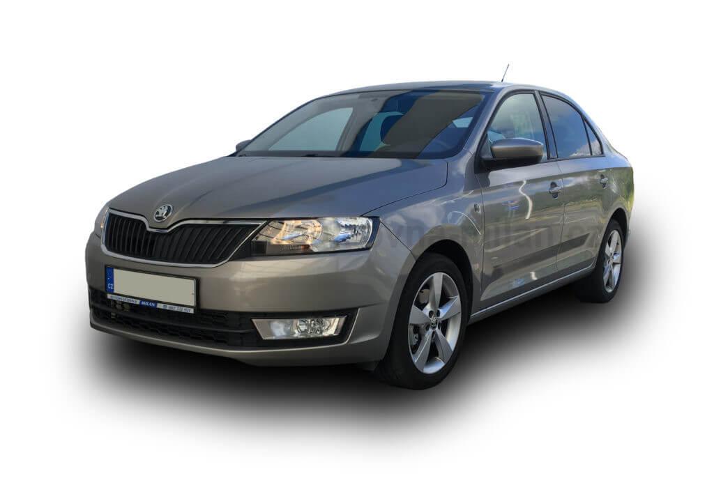 Škoda Rapid 1.4 DSG