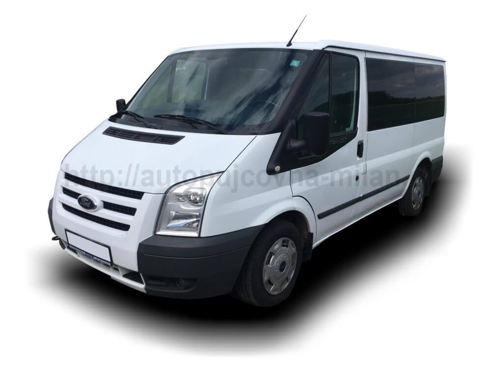 Ford Transit minibus 8+1