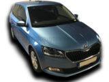 Škoda Fábia III TSI
